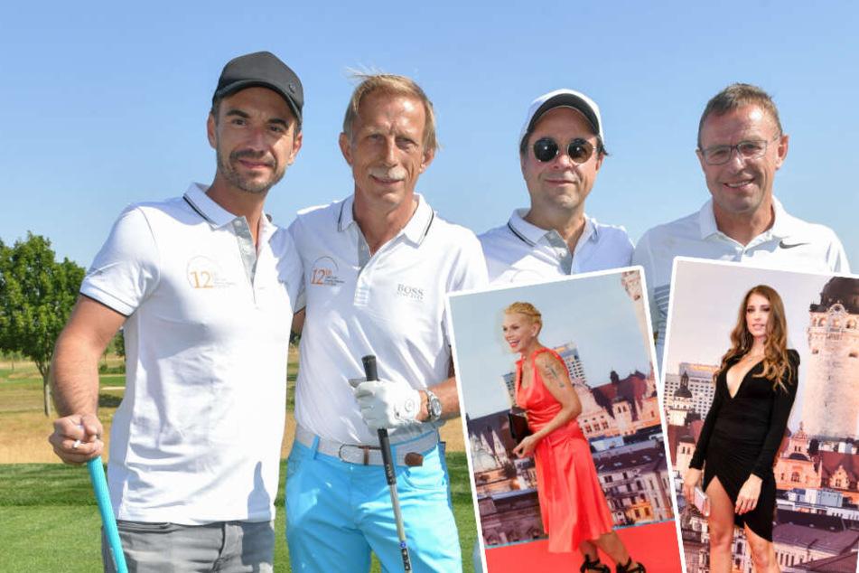 Für den guten Zweck: Promiauflauf beim 12. GRK Golf Charity Masters
