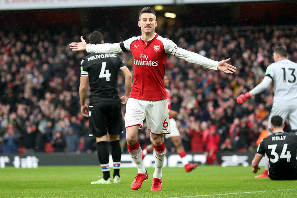 Laurent Koscielny (33) und der FC Arsenal könnten schon bald getrennte Wege gehen.