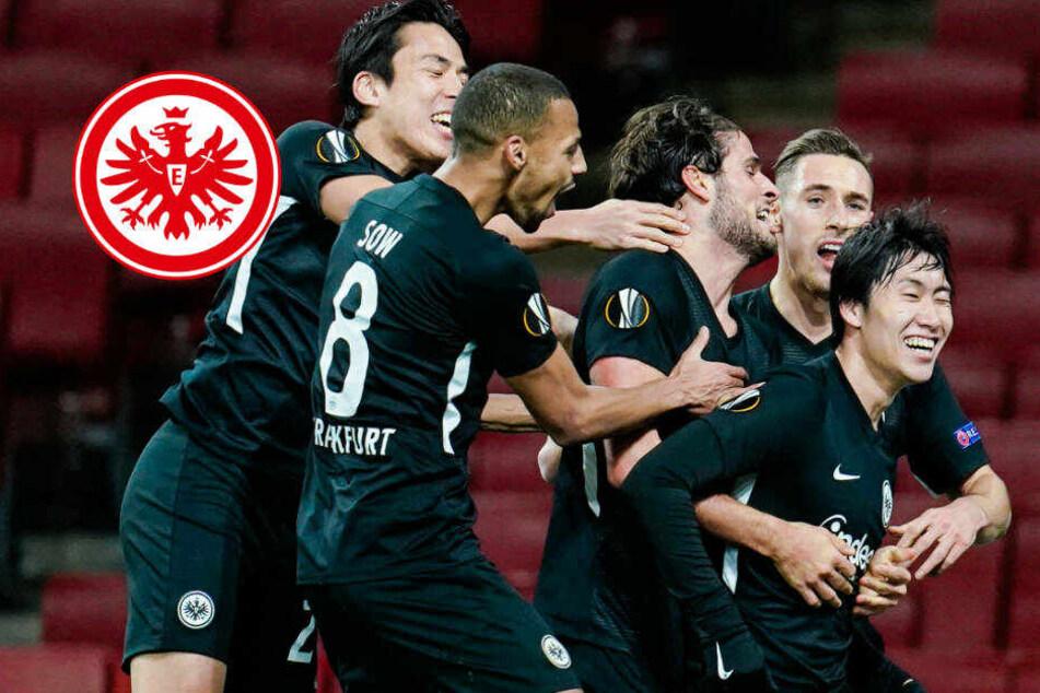 "Eintrachts Paciência feiert Kamada: ""Besser als Sushi"""