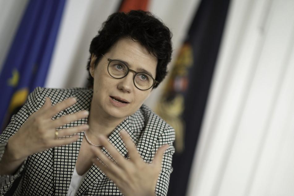 Marion Gentges (50, CDU) ist die neue Justizministerin von Baden-Württemberg.
