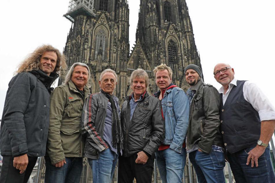 Köln: Bläck Fööss verkünden Rückkehr von Urgestein