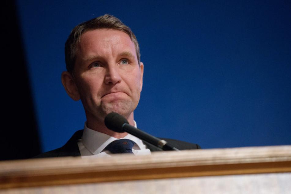Für Björn Höcke steht jetzt die Entscheidung über seinen Verbleib in der AfD an.