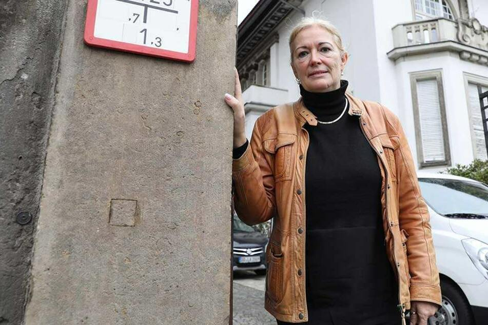 """Ex-Stadträtin Barbara Lässig (61) wollte verbieten lassen, dass sie als """"lautes, braunes Schaf"""" betitelt werden darf."""