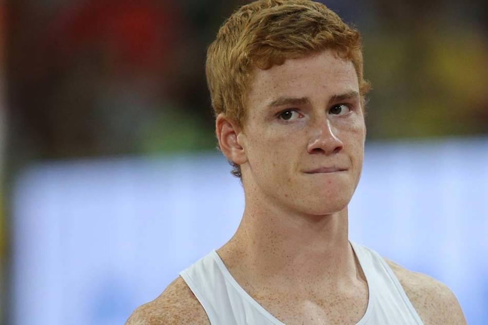 Shawn Barber (22) wurde in Rio positiv auf Drogen getestet.
