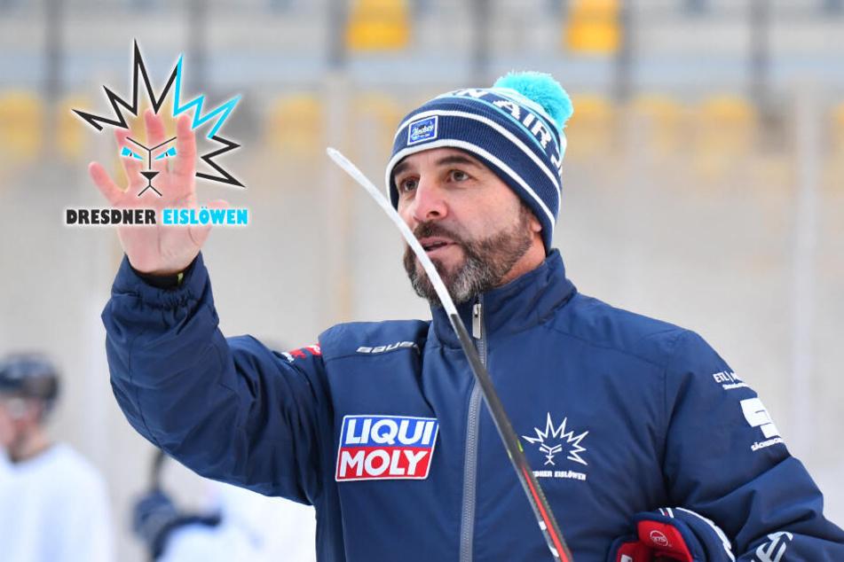 Eislöwen: Bleibt Rico Rossi in der neuen Saison der Coach?