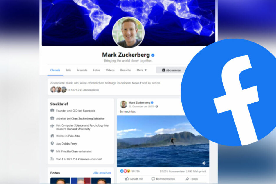Überraschung bei Facebook: So sieht das soziale Netzwerk in Zukunft aus