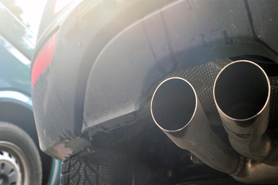 Diesel-Autos sollen auch in Zukunft in NRW freie Fahrten haben. (Symbolbild)