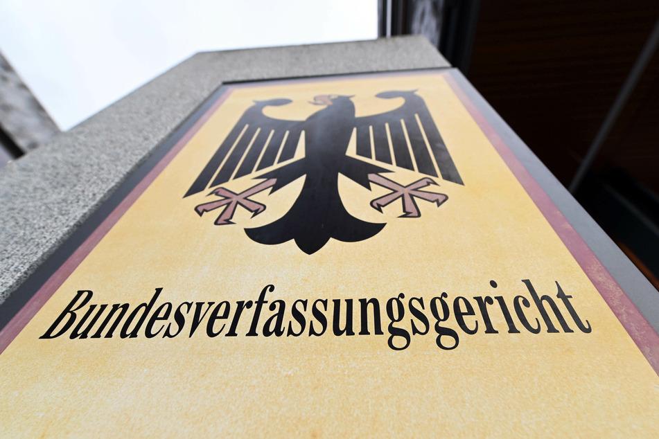 Das Bundesverfassungsgericht in Karlsruhe ist der oberste Gerichtshof Deutschlands. (Archivbild)