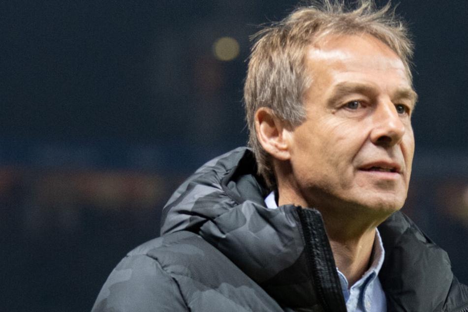 Ist als Trainer bei Hertha BSC zurückgetreten: Jürgen Klinsmann.