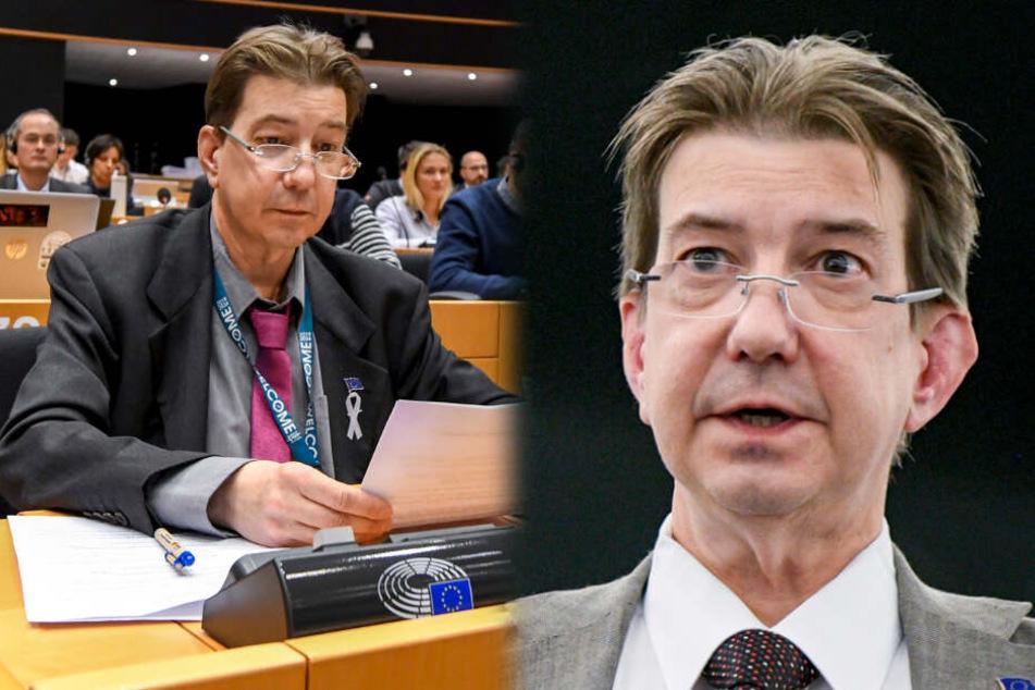 Tierschutzpartei will eigenen Abgeordneten nach NPD-Eklat loswerden