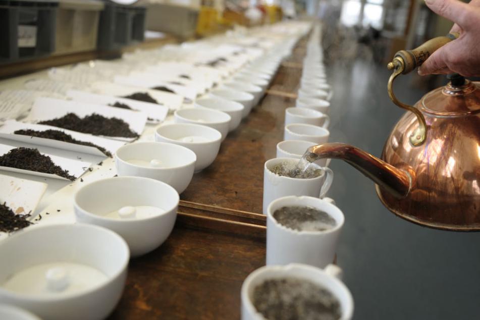 Liebhaber von Darjeeling-Tee werden womöglich eine Zeit lang auf das erlesene Getränk verzichten müssen. Die Plantagen in der nordostindischen Region Darjeeling überwuchern, weil die Pflücker streiken.