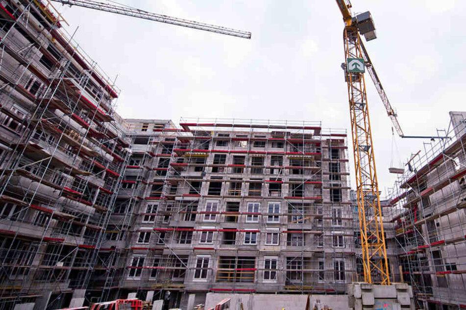 Berlin hat zu wenig Wohnungen, auch wenn fleißig gebaut wird.