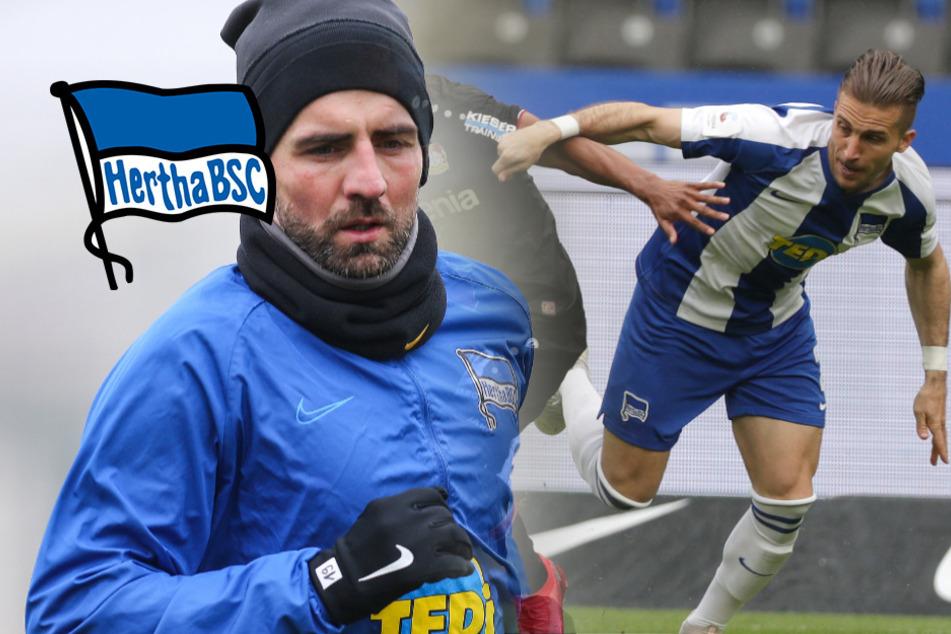 Pekarik verlängert bei Hertha BSC! Was wird aus Ibisevic?