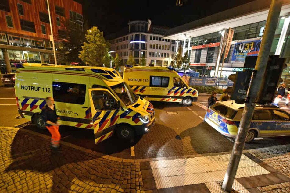 In der Nacht zum Sonntag musste die Radio Lausitz-Party in Bautzen evakuiert werden.