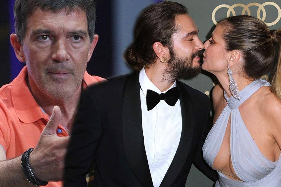 """""""Wie eine Peepshow"""": Hollywood-Star geht auf Heidi Klum und Tom Kaulitz los"""