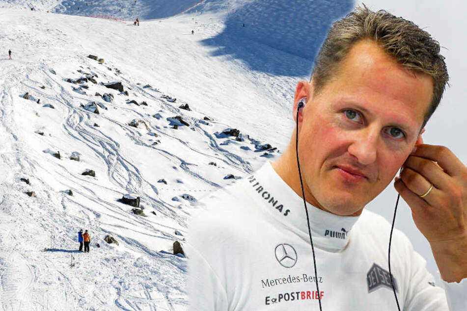 Keep fighting! Michael Schumachers schlimmer Skiunfall