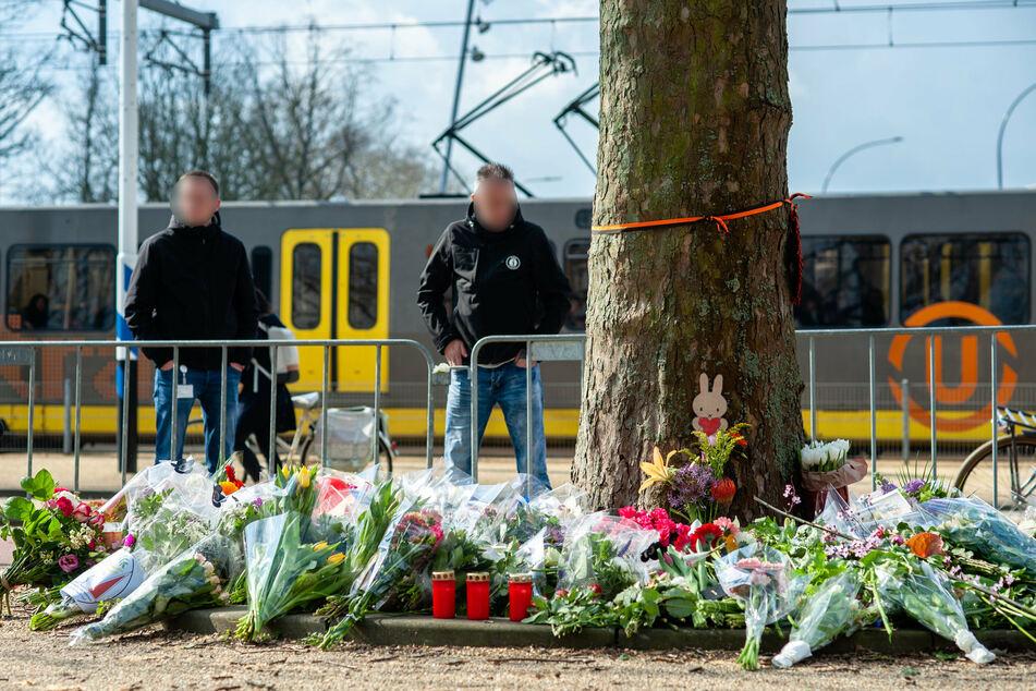 Trauer und Anteilnahme waren nach dem Anschlag groß.