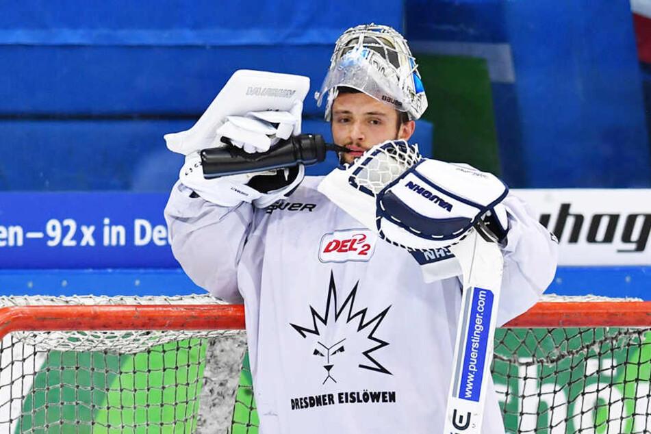 Marco Eisenhut kann sich schon am Freitag im Test gegen den SK Kaden neu beweisen.