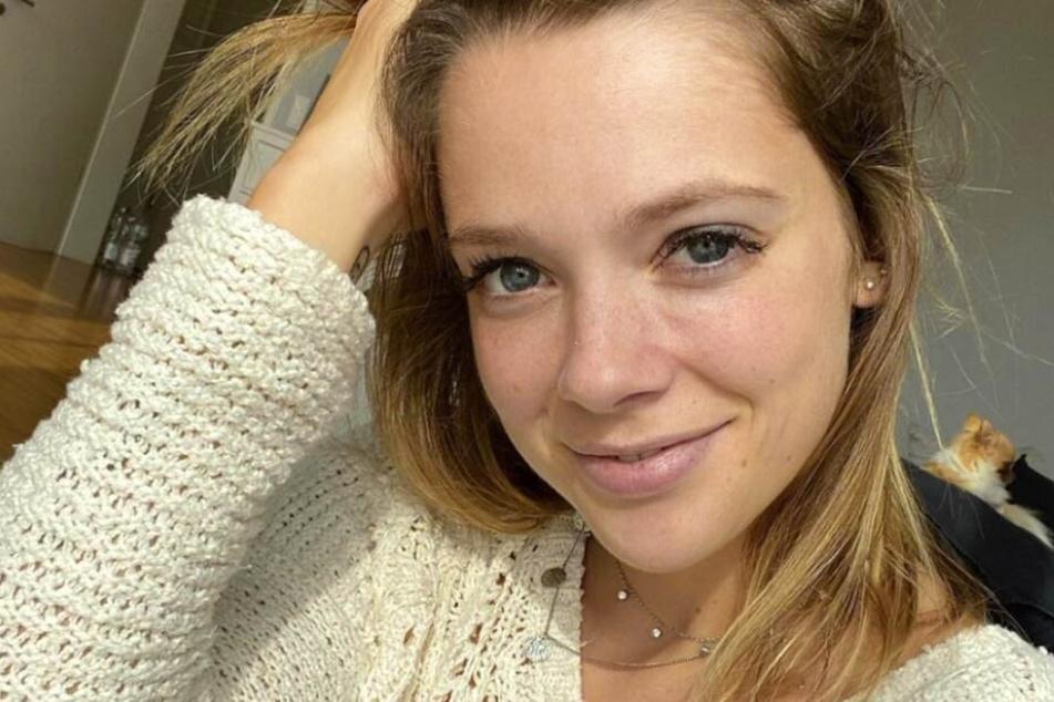 Anne Wünsche (28) versucht, sich Hater-Kommentare nicht so einfach zu Herzen zu nehmen.