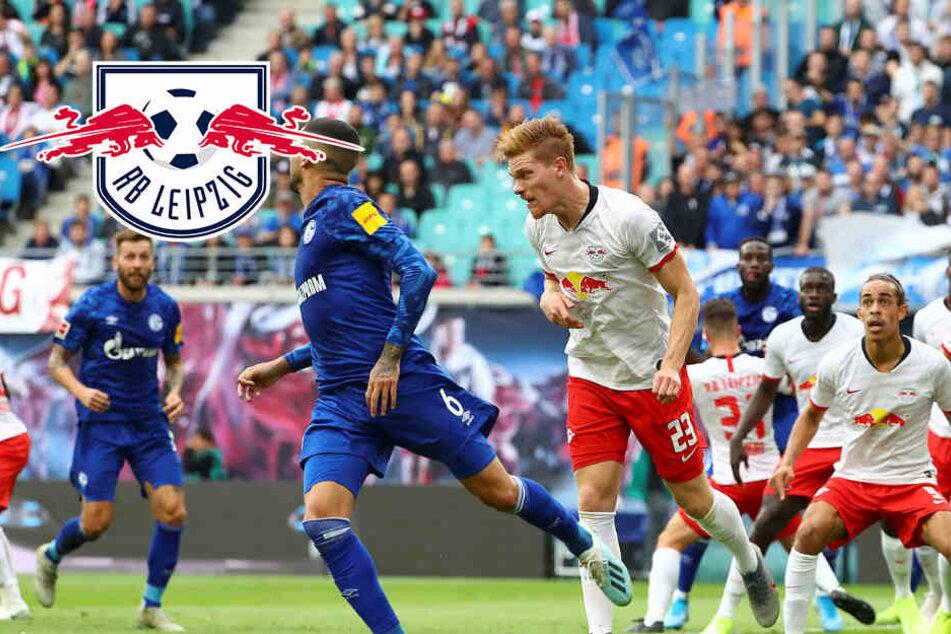 RB Leipzig plant Schalke-Revanche: Londoner Airport-Ärger als Nachwehen