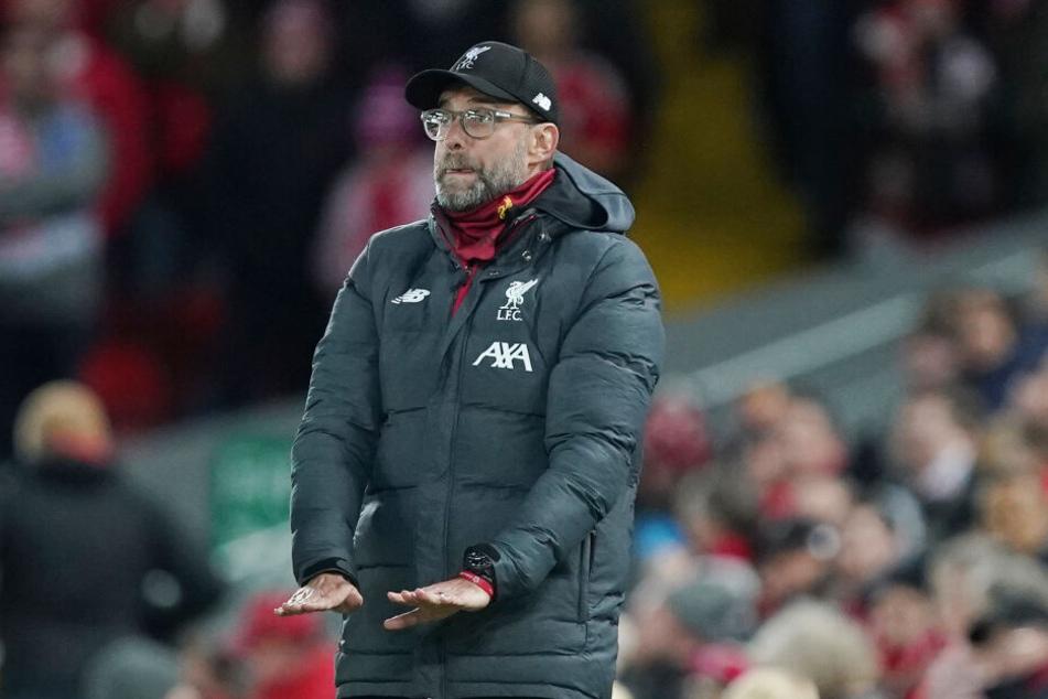 Liverpool-Trainer Jürgen Klopp (Foto) holte den ausgeliehenen Phillips aufgrund Personalnot zurück und setzte ihn im FA-Cup gegen den FC Everton ein.