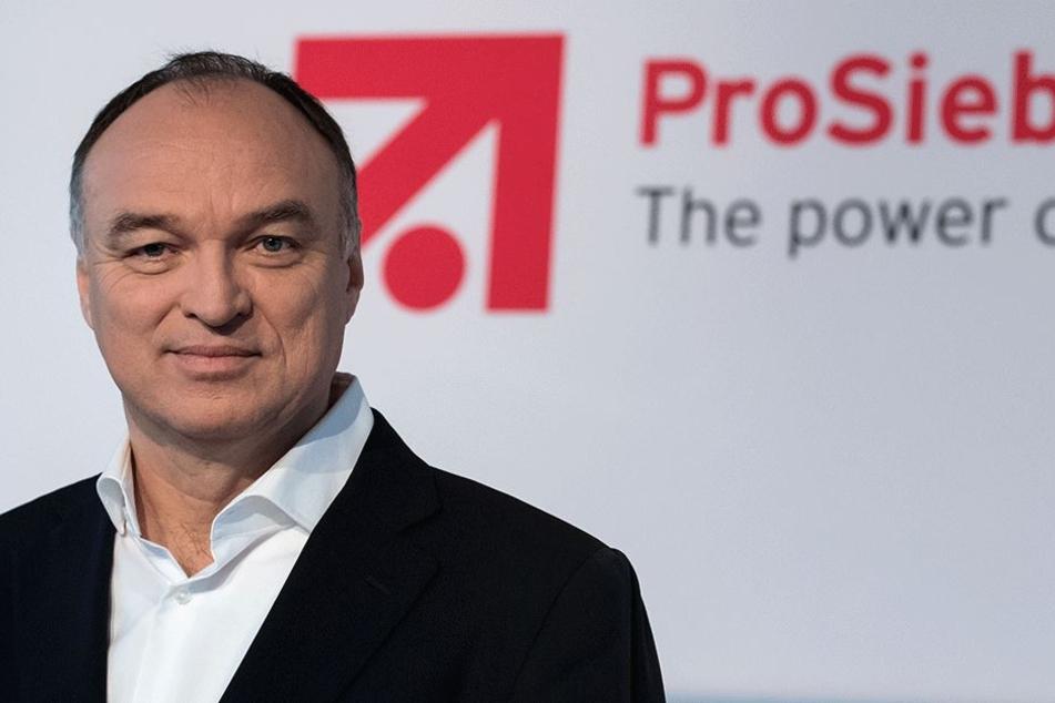 Pro7-Chef nennt eigene Zuschauer
