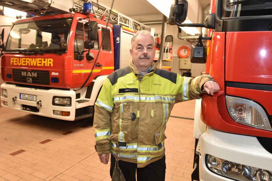 Könnt Ihr helfen? Feuerwehr sucht alte Autos