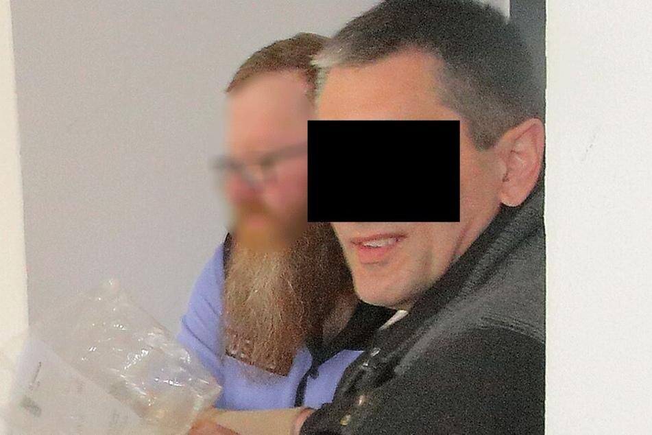 Khvtiso G. (44) war laut Anklage der Fahrer des Diebestrios.