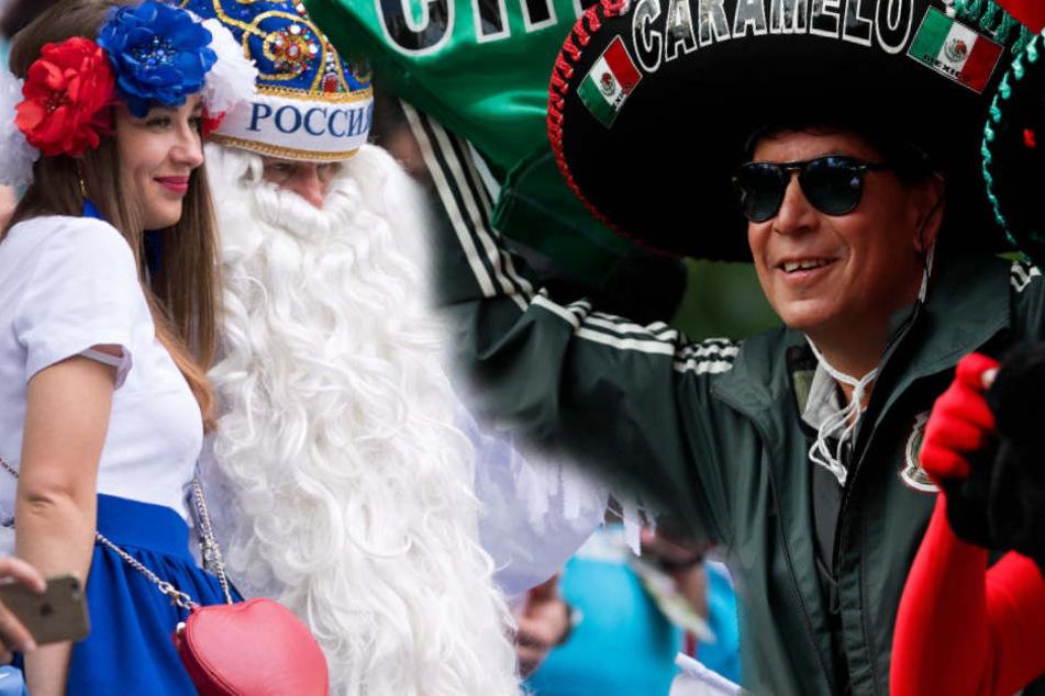 Kein Sex mit Ausländern! Abgeordnete warnt vor WM russische Frauen