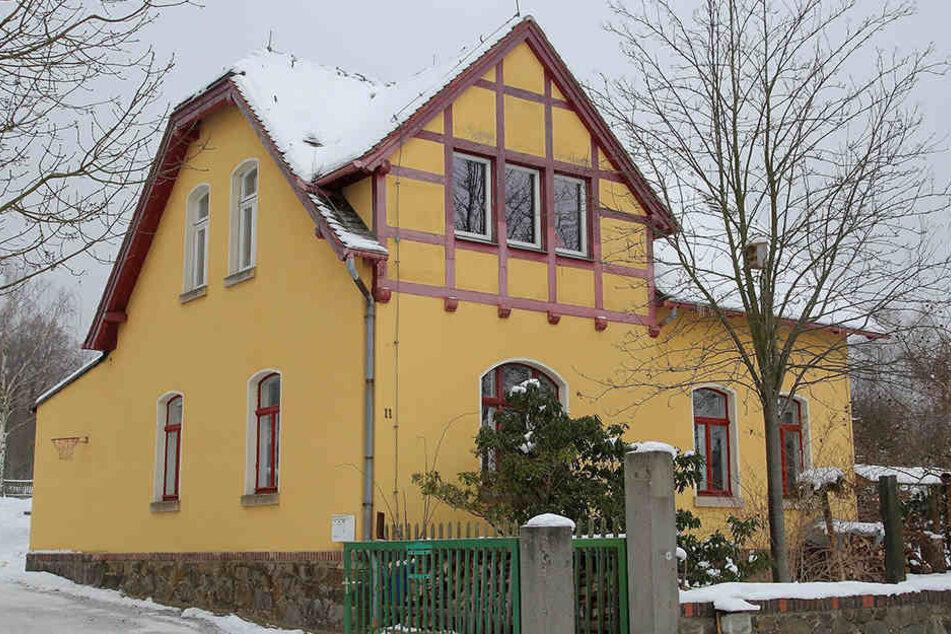 Der Jugendclub in Langebrück. Thomas M. schloss zahlreiche dubiose Bauverträge ab.