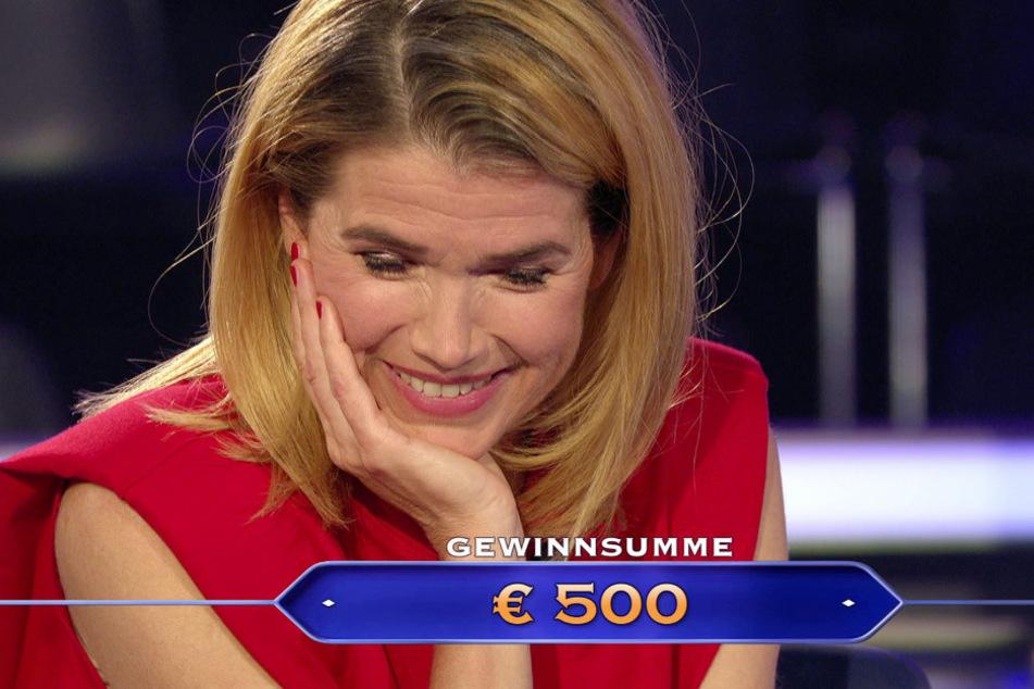 Autsch. Das tut weh. Von 64.000 Euro runter auf 500 Euro.