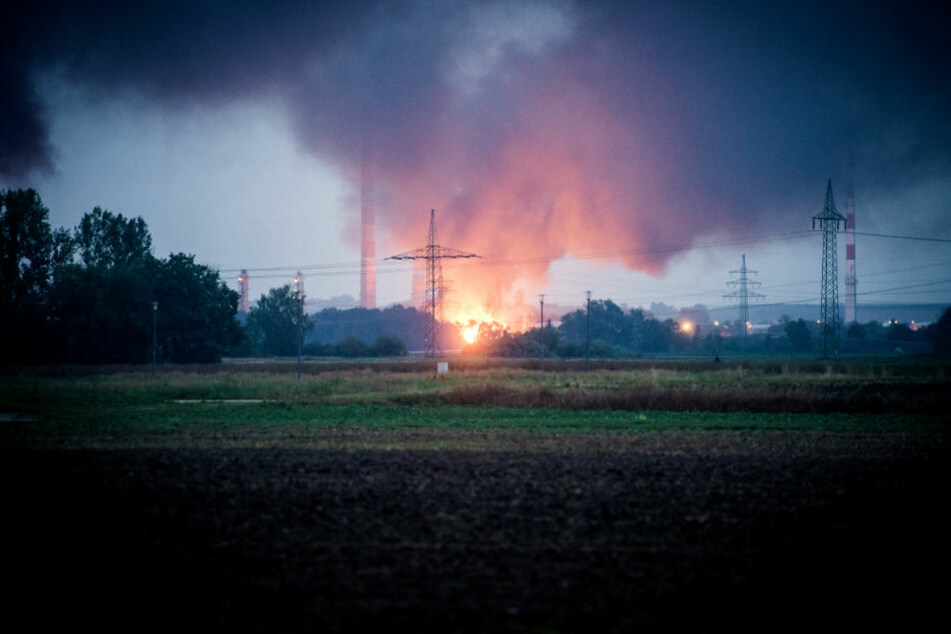 Rund 1000 benachbarte Gebäude wurden bei der Explosion beschädigt.