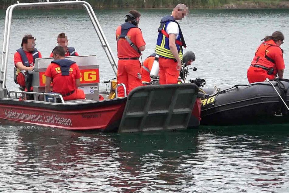 Ein Vermisster, ein Toter: Tragische Badeunfall-Bilanz in Südhessen