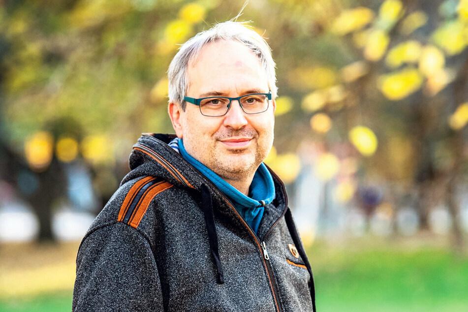 """Uwe Grüner (PFF): """"gute Idee für Chemnitz""""."""