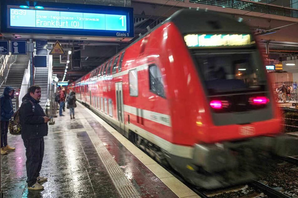 In den Regionalbahnen in und um Berlin wird es keine Sitzplatzreservierungen geben.