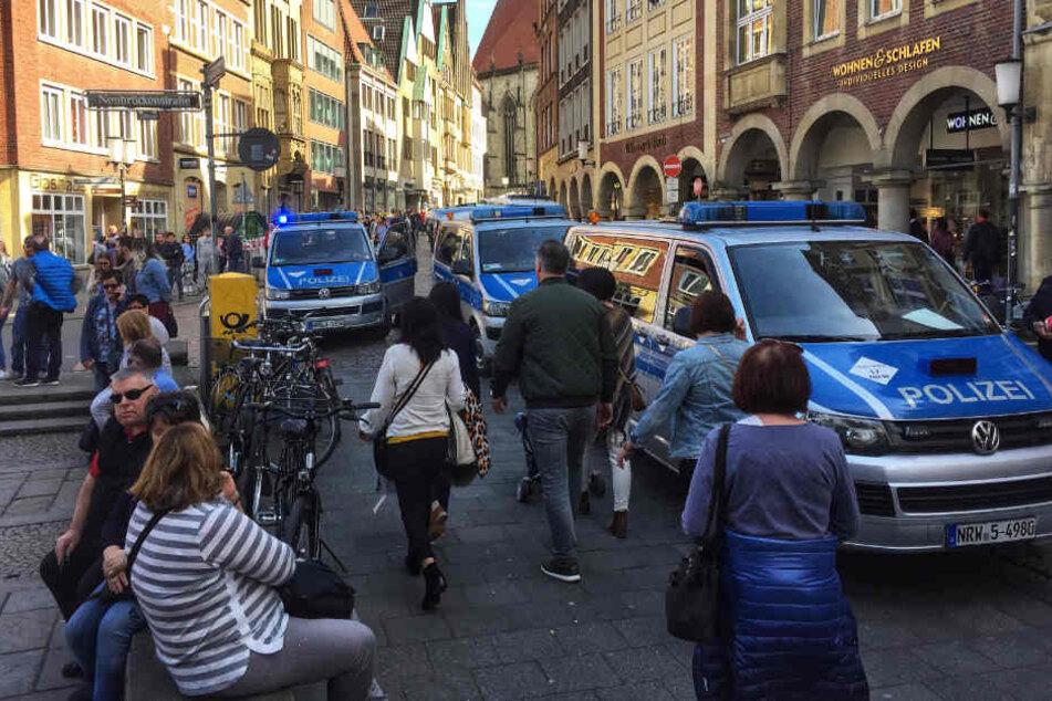 Die Amok-Fahrt durch die Münsteraner Altstadt schockierte weltweit.