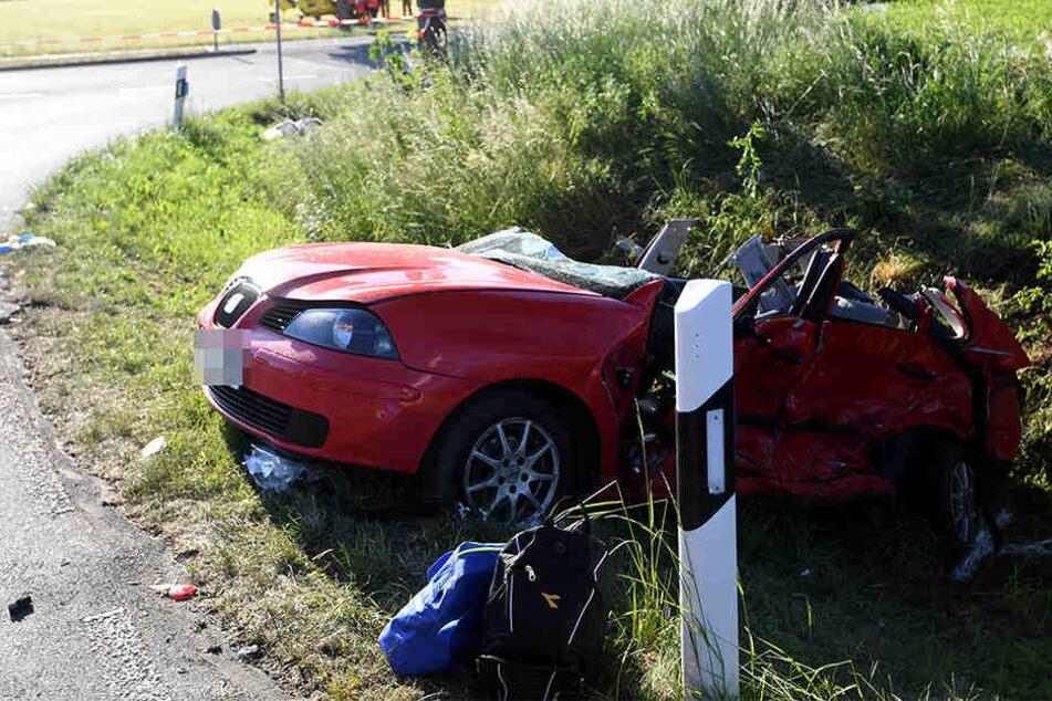 Der Unfall passierte auf der Kreuzung Mühlenheider Straße/Mastholter Straße.