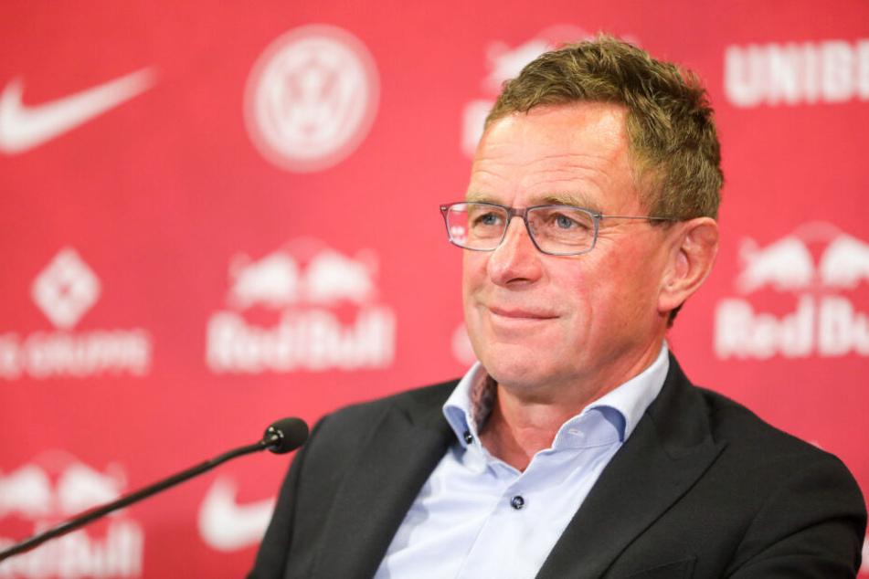 Für Ralf Rangnick wird es das vorerst letzte Heimspiel als Trainer.
