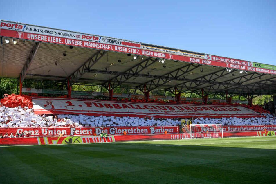 Der eiserne Anhang darf sich bald auf ein vergrößertes Stadion freuen.