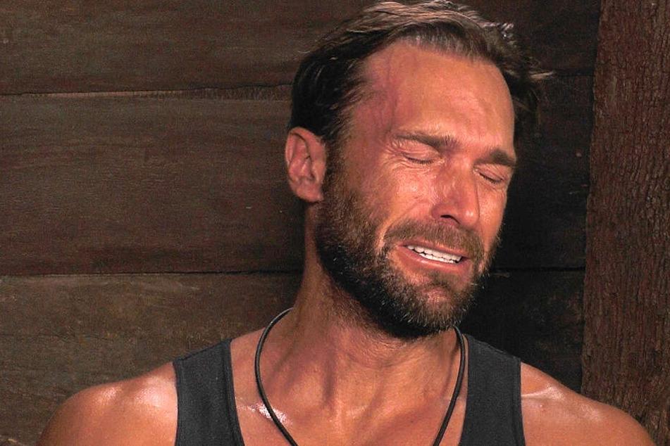 Waren seine bitteren Tränen im Dschungeltelefon echt?