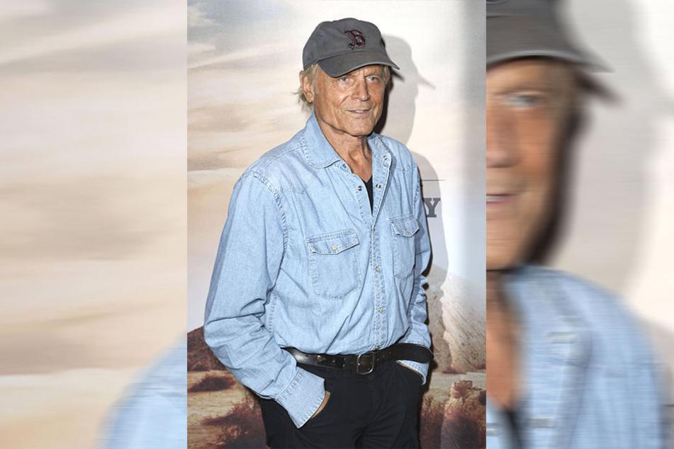 Terence Hill (79) wurde als Mario Girotti in Venedig geboren, verbrachte seine Kindheit im sächsischen Lommatzsch bei Dresden.