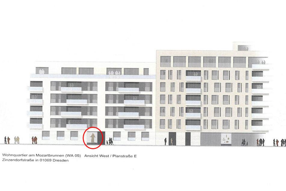 Daraus wird wohl nichts: Investor AKTIVA und sein Team sollen die Baupläne nochmal überarbeiten.