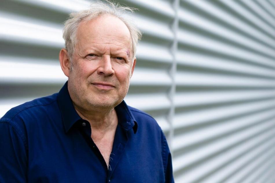 """Axel Milberg gefällt seine Rolle im Kieler-""""Tatort""""."""