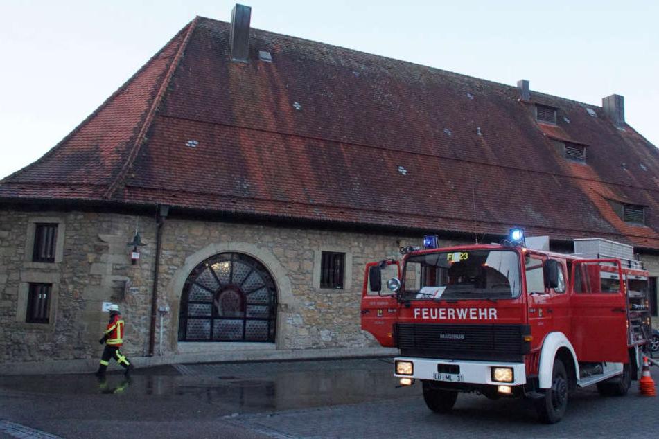 Der Schaden am Restaurant wird auf etwa 20.000 Euro geschätzt.