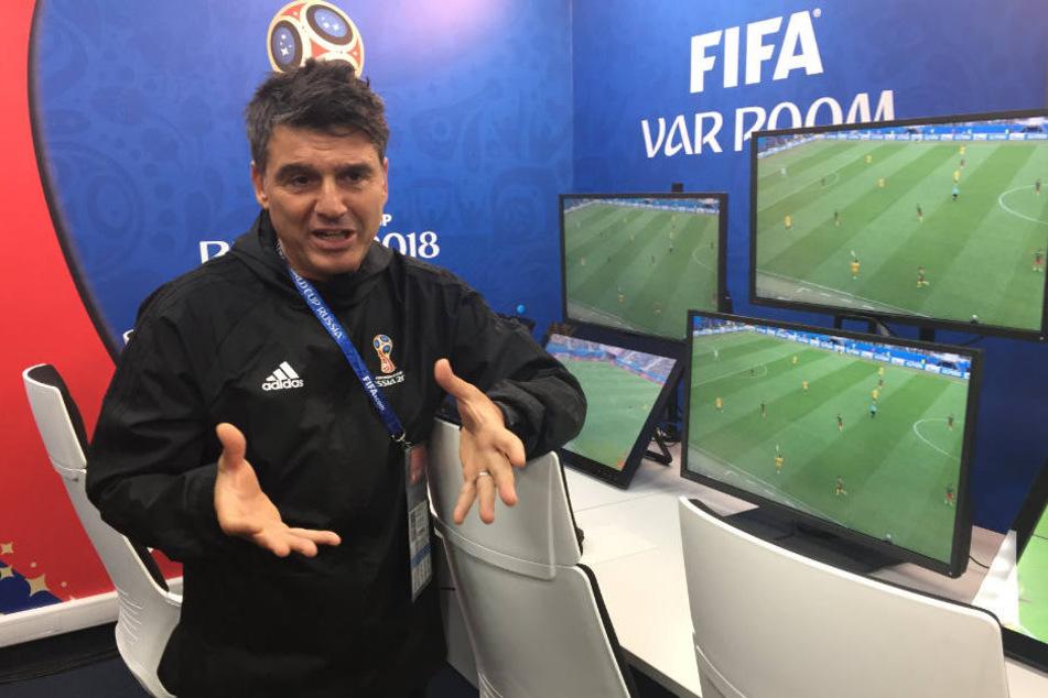 Bei der Fußball-Weltmeisterschaft in Russland sollen nur reguläre Treffer zählen.
