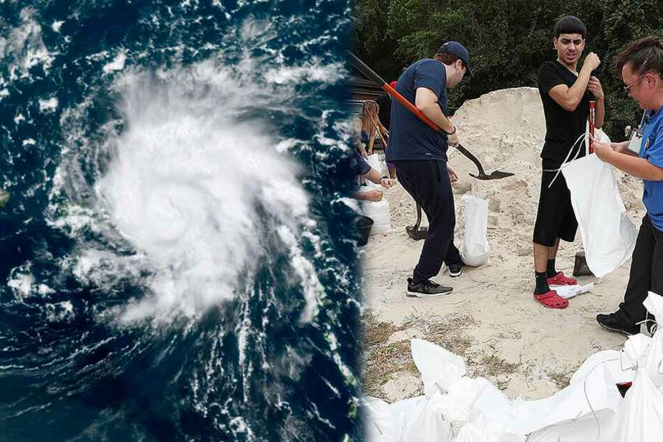 Gewaltiger Hurrikan droht: Florida ruft Notstand aus
