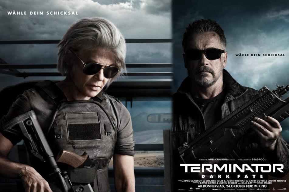 """Darum überzeugt der Fan-Schock in """"Terminator: Dark Fate"""" nicht!"""