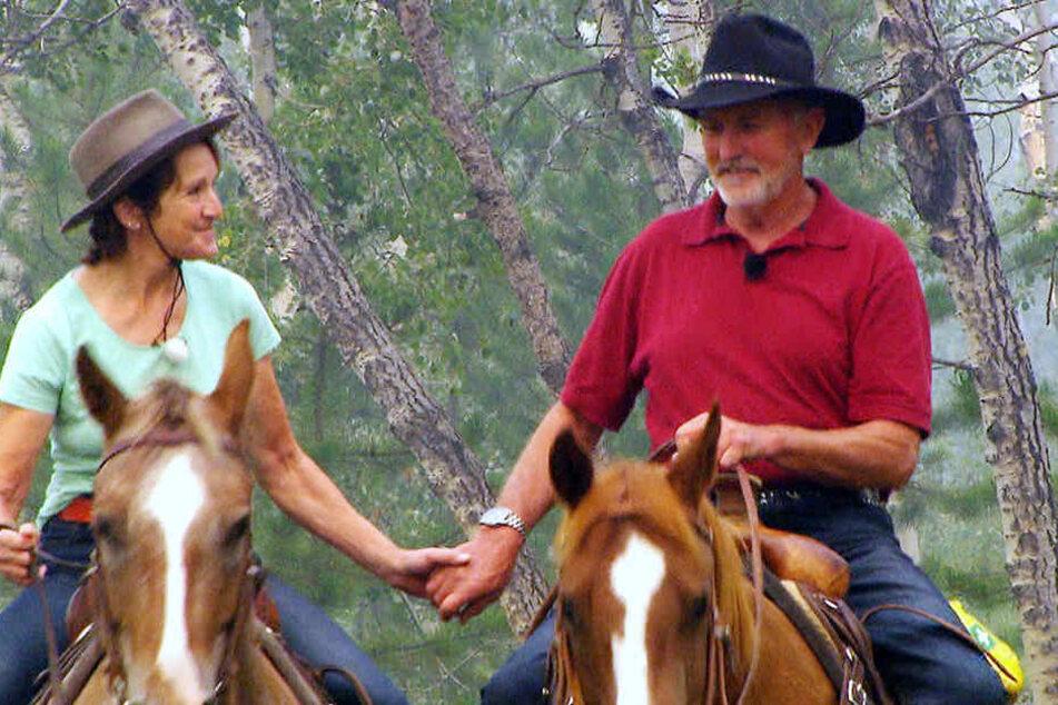 """Farmer Andreas (68) aus Kanada hat erst Angelika und Irmgard """"ausgesiebt"""", doch dann kam Inge!"""