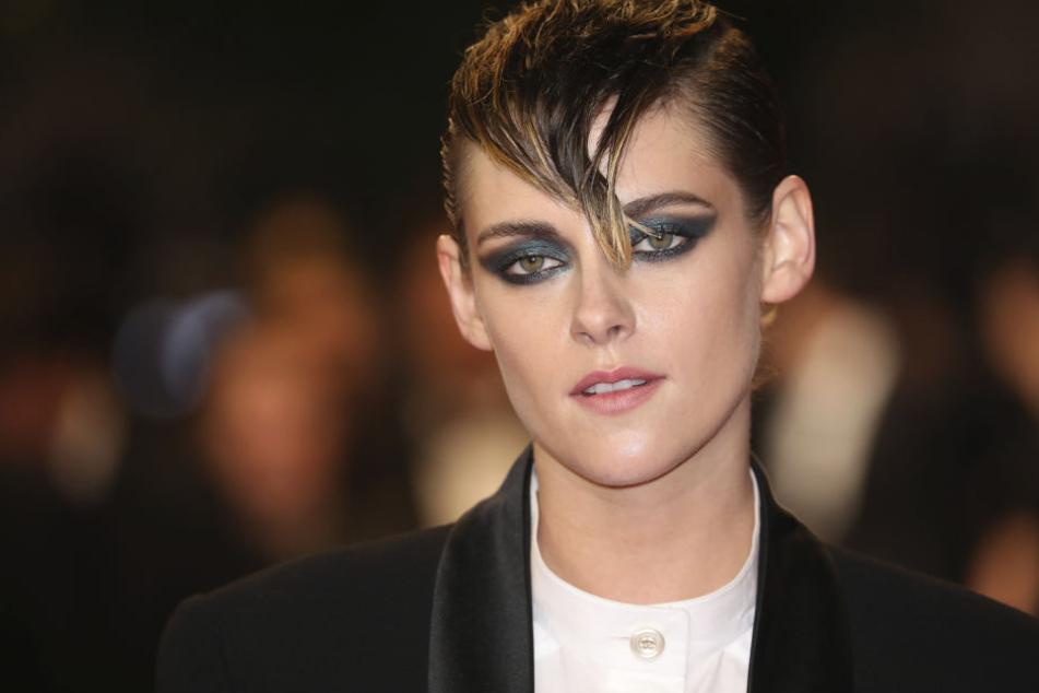 Hollywood-Star Kristen Stewart verschlug es für Dreharbeiten angeblich in einen Steinbruch im Saalekreis.