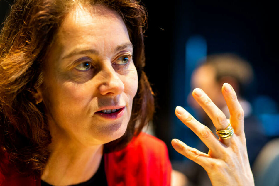 SPD-Politikerin Katarina Barley (51).